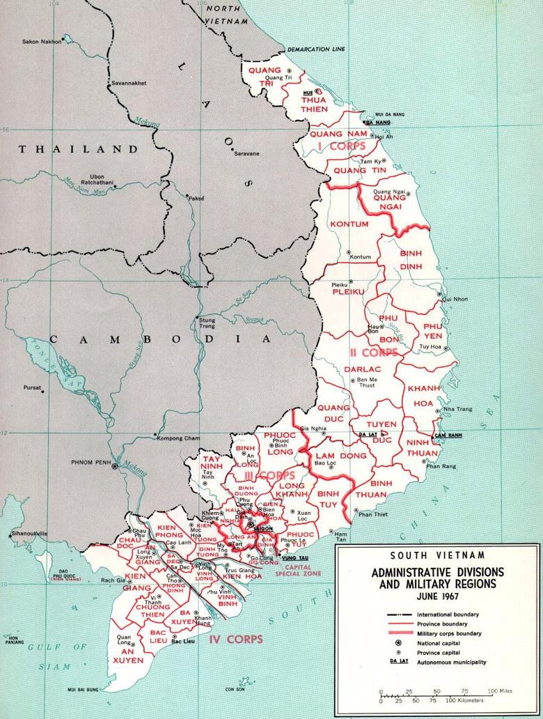 Vietnam Provinces